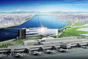 Tokyohanedaairport180311