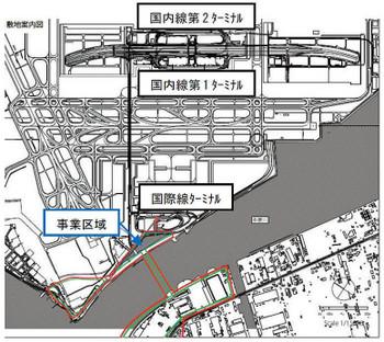 Tokyohanedaairport180314