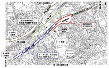 Yokohamafutamatagawa180913