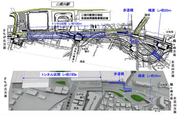 Yokohamafutamatagawa180915