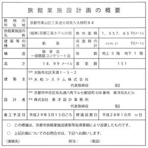 Kyotosanjo170117