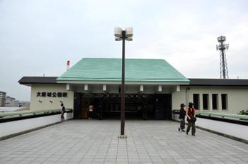 Osakajoterrace170612