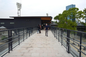 Osakajoterrace170620