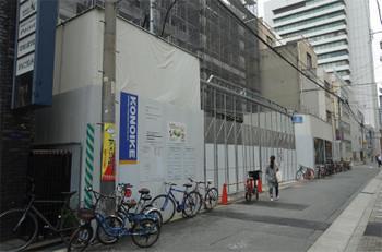 Osakanishishinsaibashi171013