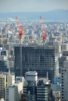 Osakaogimachi180113
