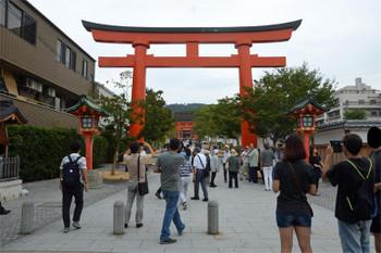 Kyotoinari180912
