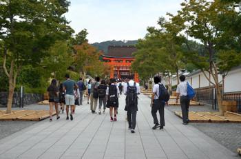 Kyotoinari180913