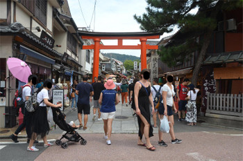 Kyotoinari180915