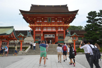 Kyotoinari180916