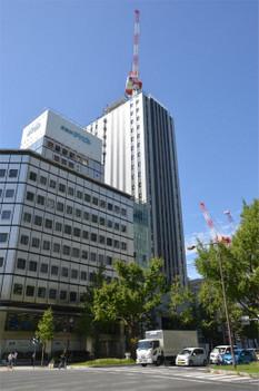 Osakamidosuji180911