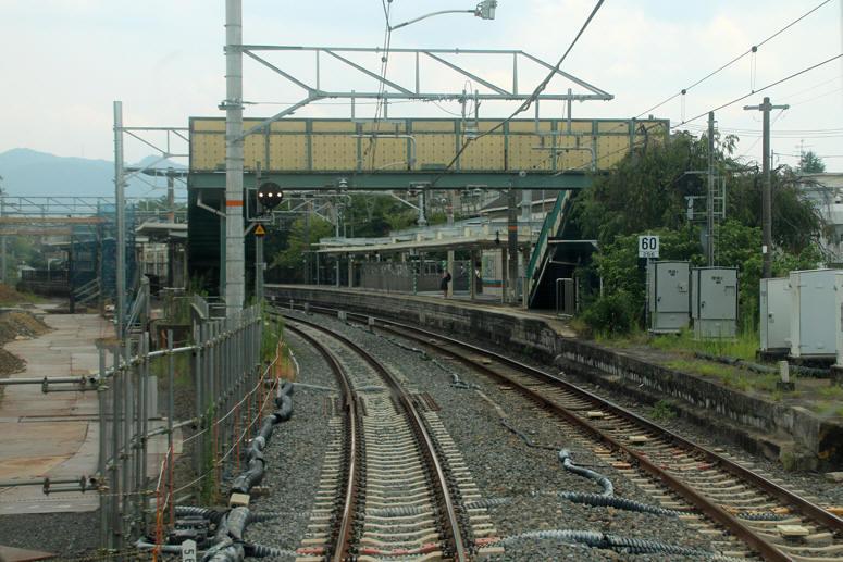 JR奈良線の高速化・複線化の第二...
