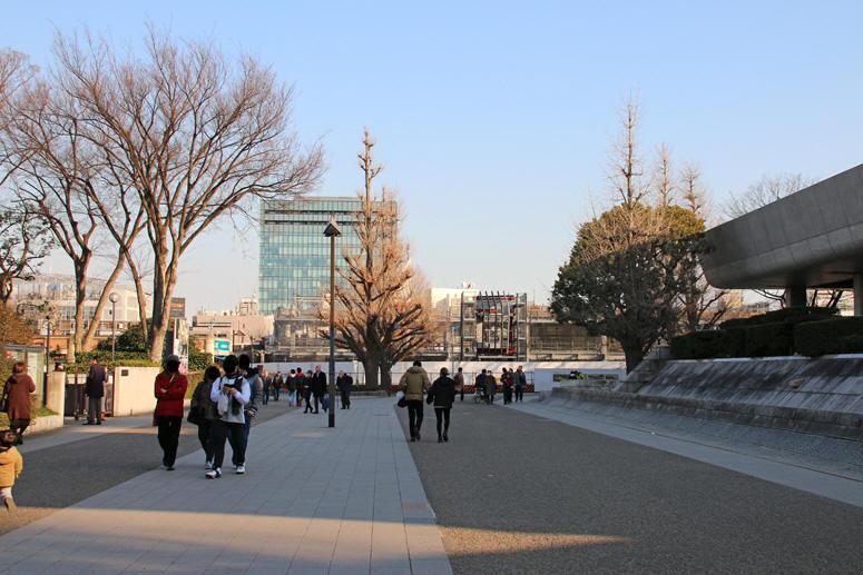 公園 口 jr 上野 駅