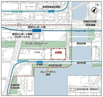 Tokyodaiba211016
