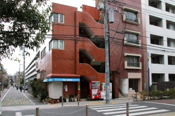 Tokyoshirokane191115