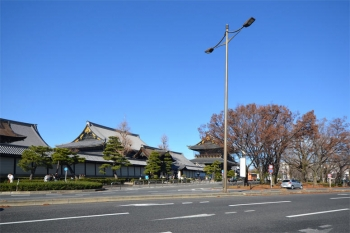 Kyotohigashihonganj200111