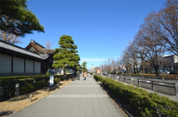 Kyotohigashihonganj200113