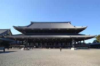 Kyotohigashihonganj200119