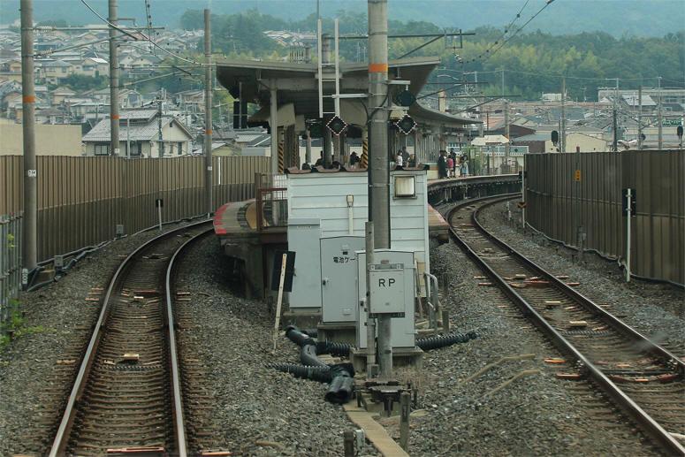 JR奈良線の高速化・複線化の第二期事業 2019/08/19 Part3 ...